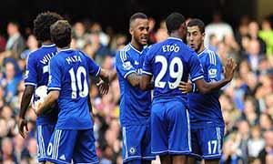 Chelsea 4-1 Cardiff City