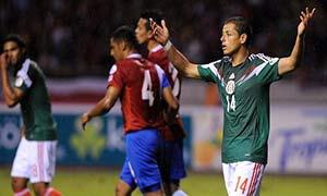 Costa Rica 2-1 Mexico