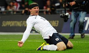 England 4-1 Montenegro
