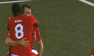 Faroe Islands 0-3 Austria
