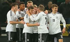 Germany 3-0 Republic of Ireland