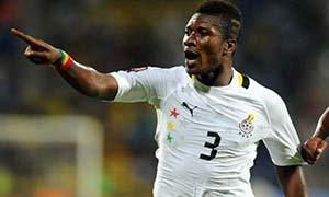 Ghana 6-1 Egypt