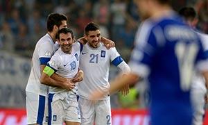 Greece 2-0 Liechtenstein