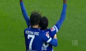 Hertha Berlin 1-0 Borussia Monchengladbach