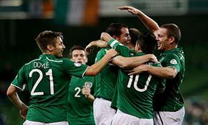 Republic of Ireland 3-1 Kazakhstan