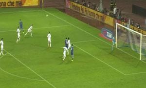 Italy 2-2 Armenia