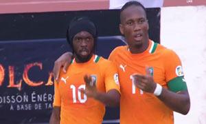Ivory Coast 3-0 Senegal