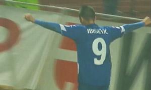Lithuania 0-1 Bosnia-Herzegovina
