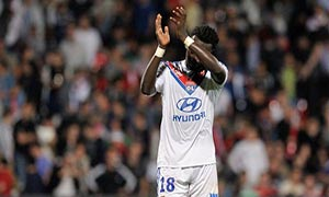 Lyon 1-1 Bordeaux
