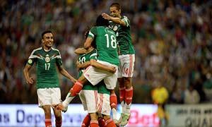 Mexico 2-1 Panama
