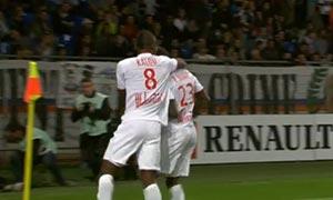 Montpellier 0-1 Lille