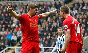 Newcastle United 2-2 Liverpool