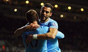 Newcastle United 0-2 Manchester City