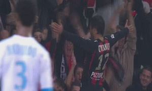 Nice 1-0 Marseille