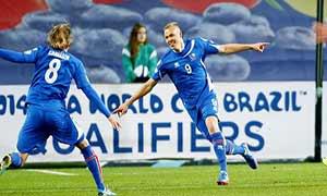 Norway 1-1 Iceland