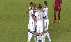 Panama 2-3 United States