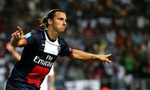 Paris Saint-Germain 4-0 Bastia