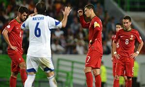 Portugal 1-1 Israel