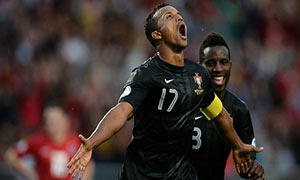 Portugal 3-0 Luxembourg