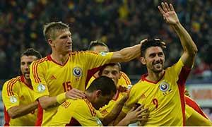 Romania 2-0 Estonia