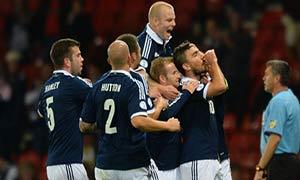Scotland 2-0 Croatia