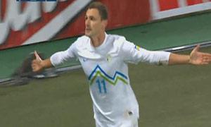Slovenia 3-0 Norway