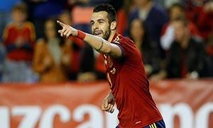 Spain 2-0 Georgia
