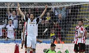 Swansea City 4-0 Sunderland