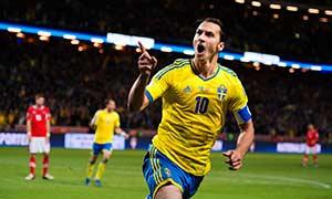 Sweden 2-1 Austria