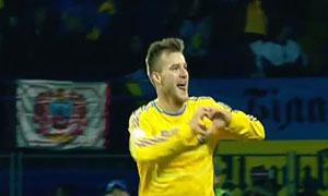 Ukraine 1-0 Poland