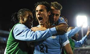 Uruguay 3-2 Argentina