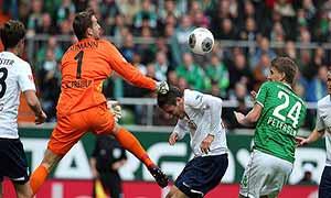 Werder Bremen 0-0 Freiburg