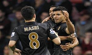 West Ham United 1-3 Manchester City