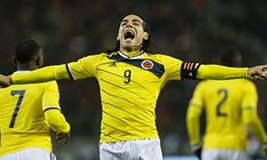 Belgium 0-2 Colombia