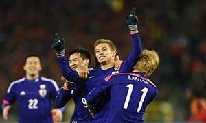 Belgium 2-3 Japan