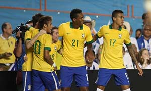 Brazil 5-0 Honduras