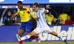 Ecuador 0-0 Argentina