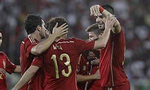 Equatorial Guinea 1-2 Spain