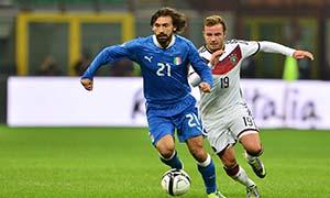 Italy 1-1 Germany