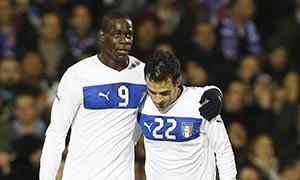 Italy 2-2 Nigeria