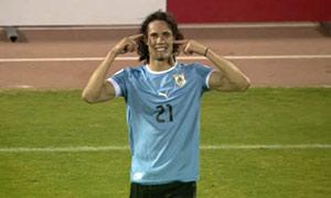Jordan 0-5 Uruguay