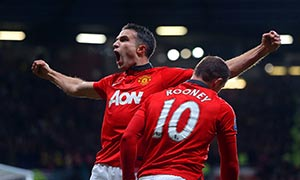 Manchester United 1-0 Arsenal