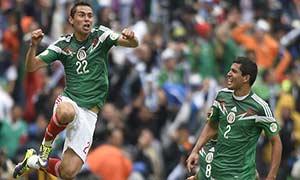 Mexico 5-1 New Zealand