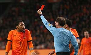 Netherlands 0-0 Colombia