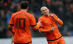 Netherlands 2-2 Japan