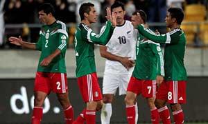 New Zealand 2-4 Mexico