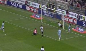 Parma 1-1 Lazio