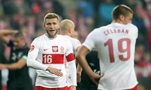 Poland 0-0 Republic of Ireland