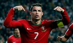 Portugal 1-0 Sweden