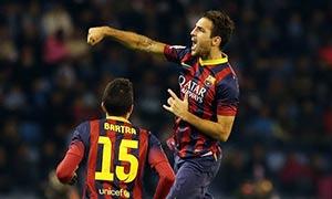 Real Betis 1-4 Barcelona